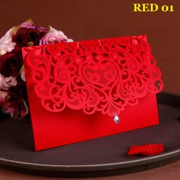 Laser cut invitations china online shopping laser cut wedding wholesale 2016 new vintage wedding supplies china laser cut luxurious wedding invitations red elegant wedding invitation paper cards 300pc junglespirit Image collections