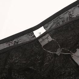 bd87fc006c8 Sexy Elegant Bra Set Canada - RichLuLu New Fashion Sexy Halter Lace Hem  Bralet Women Black