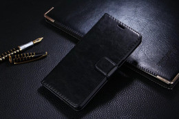 Discount oppo original case For OPPO R10 Plus Case Original Colorful Wallet Flip Cover Cute Ultra-Thin Slim Luxury Leather Case For OPPO R10 Plus