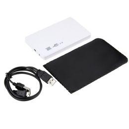 $enCountryForm.capitalKeyWord UK - USB 2.0 HDD Hard Drive 2.5 Inch SATA Box 2TB External Enclosure Mobile Disk Box Cases For Laptop Hard Drivec Hard Disk