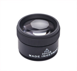 $enCountryForm.capitalKeyWord NZ - 30X Jeweler Optics Loupes Magnifier Magnifying Tool Glass Lens Loop Microscope