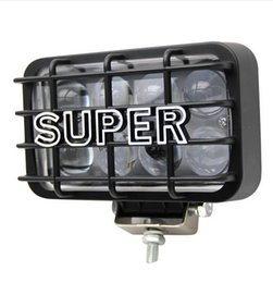 $enCountryForm.capitalKeyWord NZ - 2 Pieces 80W Driving Light Led 4X6inch Cree Chip 4D Reflector Spot and Flood Beam 4500Lm Road Light for Lada Niva Jeep 4X4