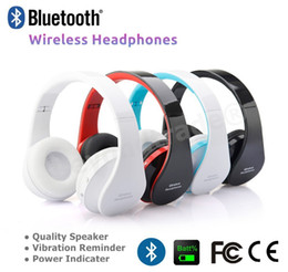 Casque Lg Bluetooth Canada - Wireless Headphone Auriculares Bluetooth Earphone Earbuds Stereo Foldable Bluetooth Headset Casque Audio For Iphone 6s 7 plus Samsung s6 s7