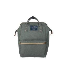 Style simple mode sac à dos en nylon toile sac d'école sacs à dos femmes Vintage Brandmale femmes sac à dos sac de jeunesse