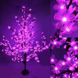 $enCountryForm.capitalKeyWord Canada - LED Cherry Blossom Tree Light 200pcs LED Bulbs 0.8m Height 110 220VAC Seven Colors for Option Rainproof Outdoor Usage