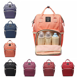 $enCountryForm.capitalKeyWord Canada - Diaper Bags Mommy Backpack Nappies Backpack Fashion Mother Maternity Backpacks Outdoor Desinger Nursing Travel Bags Organizer