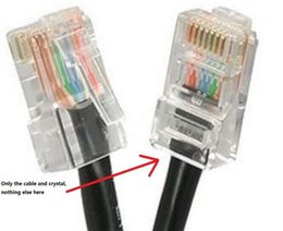 Wholesale Network Cable m m m Cat5E Ethernet LAN Cable Non Booted Unshielded Cat5e Network Patch Cable dhl shipping