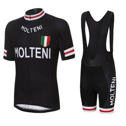 Chinese  molteni team 2017 cycling jersey set kit short sleeve cycling clothing mtb bike short jersey set summer style bike wear sportswear D1 manufacturers