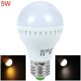 Light bulb commercial online light bulb commercial for sale 5w e27 220v 12 x 2835 led white warm white light energy saving bulb for home furnishing commercial use led055 aloadofball Choice Image