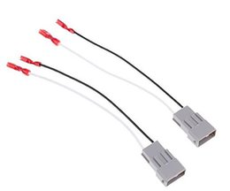 2 pieces car stereo radio speaker wiring stereo wiring harness adapter nz buy new stereo wiring harness wiring harness news at couponss.co