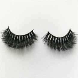 ea4cd768903 Private Label Mink Lashes Canada - Wholesale- New arrival Fashionable style  thick and full Mink