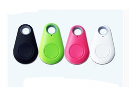 Wholesale- Smart Finder Bluetooth Tracker Pet Children GPS Locator Tag Alarm Wallet Key vehicle tracking system phone track bluetooth SBT
