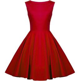 $enCountryForm.capitalKeyWord UK - Bateau Neck Satin Short Bridesmaid Dress Lace Up Burgundy Blue Black Party Dress Elegant Bridesmaid Dresses