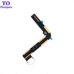 Ipad Charging Connector Australia - New High Quality Charger Charging Port Dock USB Connector Data Flex Cable For iPad Air IPad 5 Ribbon Replacement Parts