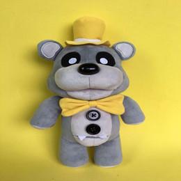 $enCountryForm.capitalKeyWord Canada - FNAF Plush Toys 30cm Five Nights At Freddy's 4 Freddy Fazbear Bear & Foxy Plush Toy Doll Soft Stuffed Animals Kids Toys With Tag