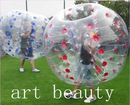 $enCountryForm.capitalKeyWord NZ - bumper ball 1.2 M size 0.8 mm PVC material bubble ball use for outdoor play sport game zorb inflatable