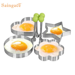 $enCountryForm.capitalKeyWord Canada - Stainless Steel Fried Egg Shaper egg Pancake Ring Mould Mold Kitchen Cooking Tools Stainless Steel