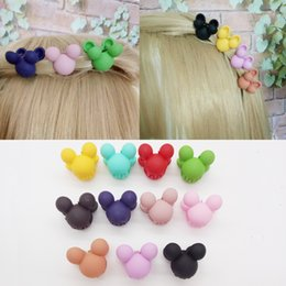 $enCountryForm.capitalKeyWord Australia - New 2017 Baby mini cute bear children baby girls hair claws plastic hair child clips hairpins barrettes accessories free shipping