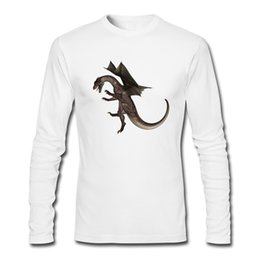 $enCountryForm.capitalKeyWord UK - The highest quality cotton t-shirt and men's t-shirt 2017 autumn and winter trend of new cotton men's casual tee dragon digital printed top