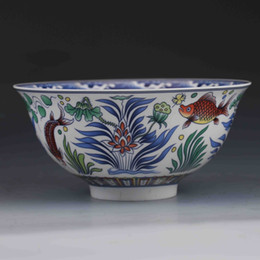 Bowls Antiques Delicate Chinese Famille Rose Porcelain Handwork Painted Flower Bowl Nr012 Vivid And Great In Style