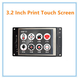 $enCountryForm.capitalKeyWord NZ - Freeshipping 3D Printer parts MKS TFT32 V2.0 smart controller display 3.2 inch touch screen support APP BT editing for MKS smoothieboard