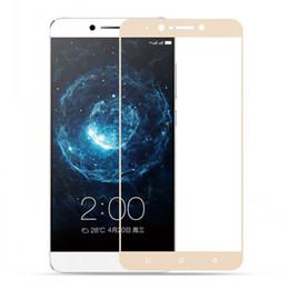 Full Phone Case Canada - Wholesale-For Letv 2 Glass Phone Accessory Mobile Phone Full Cover Cases Pelicula De Vidro For LeEco Le 2 Le2 X620 Tempered Glass Film