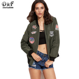 Green Bomber Jacket Womens Online | Army Green Bomber Jacket ...