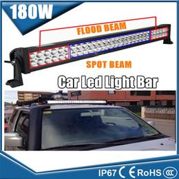 """$enCountryForm.capitalKeyWord Canada - 33"""" Inch 180W LED Work Working Driving Light Bar for Boat Off Road 4x4 Fog Lamp 10V-30V Car Truck Wide Spot Flood Beam SUV ATV"""