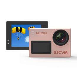 Action Camera Original Sjcam UK - 2017New Original SJCAM SJ6 LEGEND Wifi Notavek 96660 4K 24fps Ultra HD Waterproof Action Camera 2.0Touch Screen Remote Sports DV