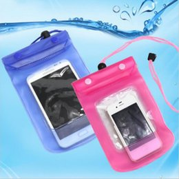 online shopping Universal Hanging Neck Waterproof Swimming Bag Pocket Underwater Pouch Dry Case Cover for iPhone Samsung S7 Edge Smart Phones Under Inch
