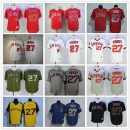 f3dca5973 los angeles angels vladimir guerrero 27 red all star game replica jersey  sale