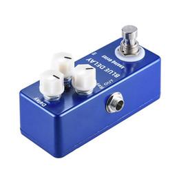 Digital bass guitar online shopping - New Mini Digital Analog Delay Guitar Effect Pedal And True Bypass version of Mad Professor Deep Blue