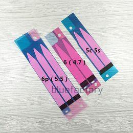 Аккумуляторная наклейка клейкая лента клей для задней части корпуса задняя Лента полоса наклейки батареи рассеивание тепла для iphone 7 для iphone 5 6s на Распродаже