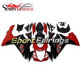 $enCountryForm.capitalKeyWord NZ - Motorcycle Full Fairing Sets For Suzuki GSXR600-750 K11 Year 11-16 Red Black Cowling Kits Year 2011 2012 2013 2014 2015 2016 ABS Covers