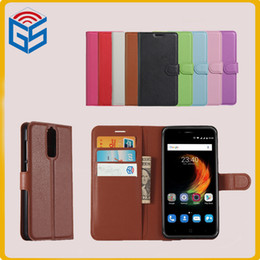 $enCountryForm.capitalKeyWord Canada - 50pcs lot wallet case for zte blade a610 plus blade a610+ luxury leather flip cover with card holder