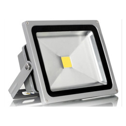 led illumination lamp 2020 - DHL Free Waterproof LED Floodlight Landscape Flood Lights Wall Wash Light Lamp 30W 2800LM Cool Warm White For Illuminati