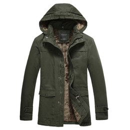 winter men jeep jacket Australia - Outdoor Apparel Afs Jeep New Winter Jackets Men Outerwear tactical jackets mens cotton thick warm coats 159zr