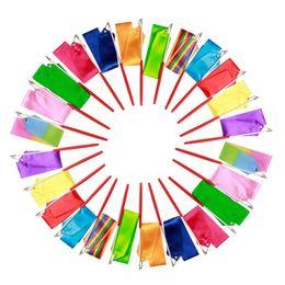 $enCountryForm.capitalKeyWord Canada - Rhythmic Gymnastics Gimnasia Ritmica RG Ribbon 4 Meters Child adult Props Dance Stick 5cm Width sports equipmemnt colors