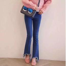 Discount Plus Size Bell Bottom Jeans Women | 2017 Plus Size Bell ...