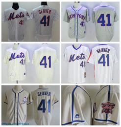 1969 world series new york mets tom seaver baseball jersey cool base cooperstown throwback 41 tom