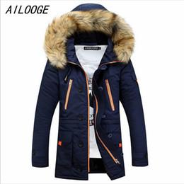 Discount Mens White Winter Coats | 2017 Designer Mens White Winter ...