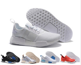 Cheap Adidas NMD R1 Primeknit Linen Khaki