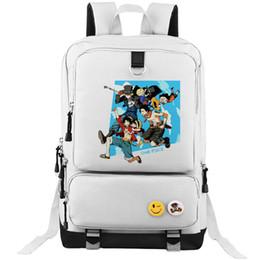 $enCountryForm.capitalKeyWord Canada - One piece backpack Gear fourth school bag Monkey D Luffy daypack Anime schoolbag Outdoor rucksack Sport day pack