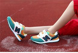 Children yard online shopping - Drop shipping Spring Leisure children shoes lazy person baby shoes black white boys leather shoes yards toddler shoes