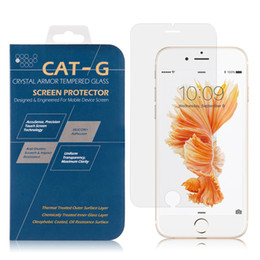 Iphone Glass Screen Guard Australia - Tempered Glass Screen Protector for iPhone 8 7 4.7 Plus 5.5 inch Clear Guard Film for iPhone7 iPhone8 Moto E4 LUXMO
