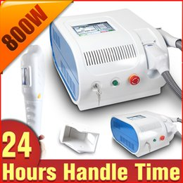 painless hair removal NZ - Hi-tech Portable E-light IPL RF Professional Painless Permanent Hair Removal Skin Rejuvenation Beauty Machine With Epidermal Cooling System