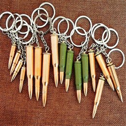 Pistol bullets online shopping - Fashion Keyring Key Accessories Creative Mini Gadget Metal Key Chain Bullet Artificial Pistol Bullet Keychain Fashion Accessories DHL Free