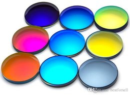 Progressive Lenses Glasses Canada - New Sun glasses lens Myopic Polarized Sunglasses 1.49 Transition Lens Progressive B11 Lenses Sun glasses