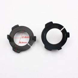 $enCountryForm.capitalKeyWord UK - H7 LED Adapter headlight bulb holder for VW Lavida LED headlamps H7 clip Retainer sockets for vw Touran Tiguan