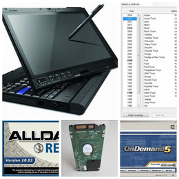 $enCountryForm.capitalKeyWord Canada - Alldata 10.53 auto repair Soft-ware mitchell atsg 2017 all data 1000GB HDD installed x200t laptop touch screen ready to use